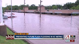 Preventing future flash flooding in the metro - Video