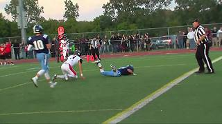 Livonia Stevenson beats Churchill in WXYZ Game of the Week - Video