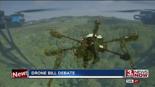 Drone regulations proposed at Capitol - Video