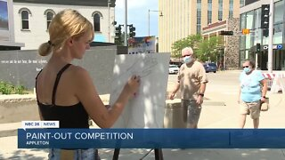 Appleton Paint-Out Competition