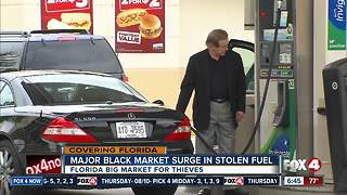 Illegally bought gas a growing concern in Florida - Video