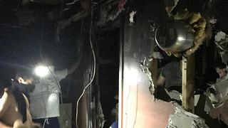 Family of faith displaced by fire near Palm Springs - Video