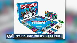 Fortnite Monopoly coming soon