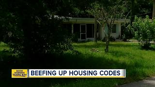 Proposal aims to beef up housing codes in Port Richey