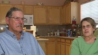 Las Vegas couple struggles with Alzheimer's - Video