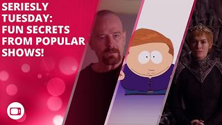 Seriesly Tuesday: Fun secrets from popular shows - Video