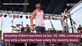 Getting to know Brantley Gilbert | Rare Country - Video