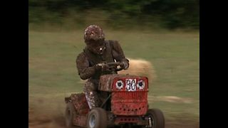 Extreme Lawnmower Racing