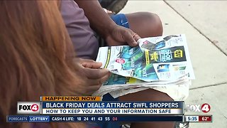Safety tips for Black Friday shoppers