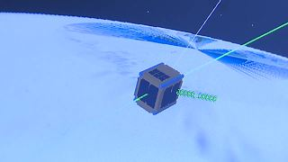Idaho's First Satellite Launches - Video
