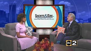 Saiontz and Kirk - October 17 - Video