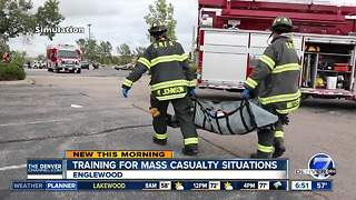 Operation Follow Through: Training for mass casualty situations - Video