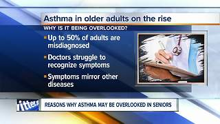Why is Asthma in seniors being overlooked? - Video