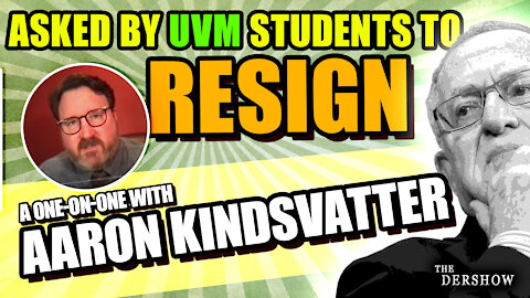 INTERVIEW: Why UVM Professor Aaron Kindsvatter is being asked to resign