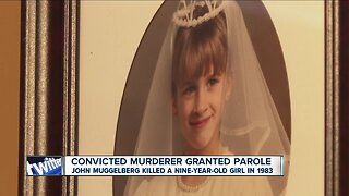 Convicted murderer released from prison