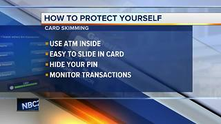 Card 'shimmer' device found at Green Bay ATM - Video