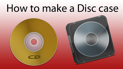 How to make a CD/DVD Case Out of Paper