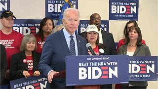 Biden Launches Massive Super Tuesday Ad Campaign