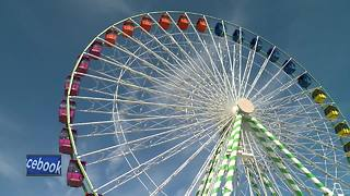 Extra safety preperations for Wisconsin State Fair - Video