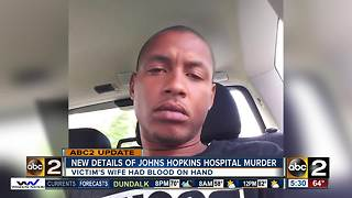 New details in Johns Hopkins Hospital murder - Video