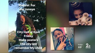 Mother calling for vigil after the death of her 16-year old daughter