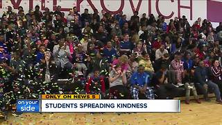 Maple Hts. school wins national 'kindness' award - Video