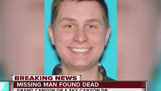 Man with Asperger's syndrome reported missing, found dead - Video