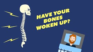 Feeling joint pain in the morning? Just wake up! - Video