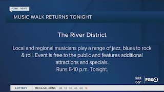 Music walk returns Downtown Fort Myers