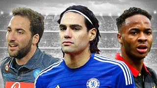 Transfer Talk | Falcao to Chelsea and Sterling to Manchester United? - Video