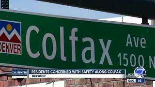 Colfax residents clamor for better police protection after man killed outside 7-Eleven - Video