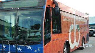 Pinellas County requiring masks on public buses