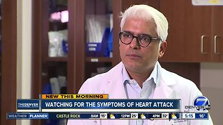 Heart attack symptoms can be different for women