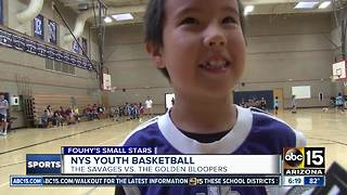 Small Stars: Youth basketball showdown! - ABC15 Sports - Video