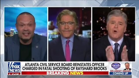 Bongino To Geraldo: Have You Been Drinking?