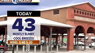 Chilly breezes and sun - Video