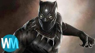 Top 10 Black Superheroes - Video