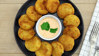 How To Make Quattro Formaggi Tater Tots - Video