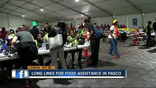 SNAP food assistance in Pasco - Video