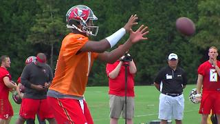 Confident Buccaneers report for training camp | Digital Short