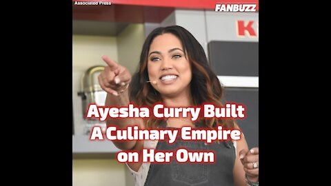 Ayesha Curry Has Built a Culinary Empire on Her Own