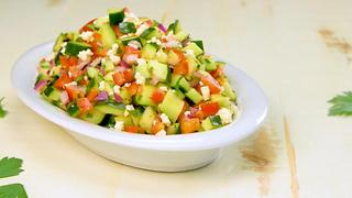 Simple Persian Salad - Video