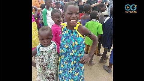 Changing Lives In Africa Through Hope, Love, And A Pretty Dress