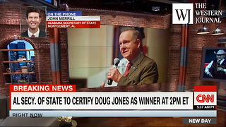 Roy Moore Files A Lawsuit To Block Election Result Pending Fraud Investigation