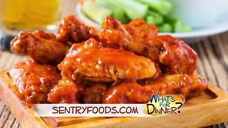 What's for Dinner? - Baked Buffalo Wings - Video