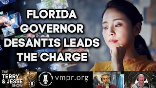 05 Feb 2021 Florida Governor DeSantis Leads the Charge