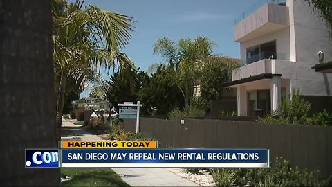 City may make changes to short-term rental rules
