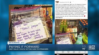 Valley couple paying it forward during the COVID-19 outbreak