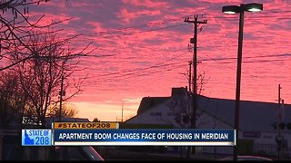 Apartment boom affects housing market in Meridian - Video