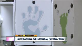 New substance abuse program for kids, teens at Akron Children's Hospital - Video
